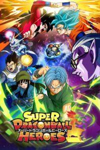 Super Dragon Ball Heroes Pobierz lub oglądaj za free!