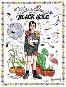 Marvelous and the Black Hole