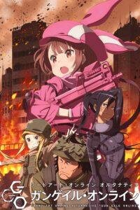 Sword Art Online Alternative: Gun Gale Online Pobierz lub oglądaj za free!
