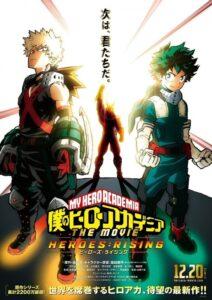 My Hero Academia: Heroes Rising Oglądaj online za darmo!